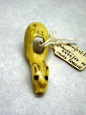 Ivory toggle