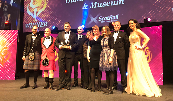 The McManus Wins Best Visitor Attraction Award at National Final